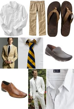 Love all these pieces... Love a man that can dress well