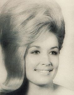 Look at Dolly's hair, she was pretty then and she's gorgeous now!