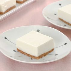 Tofu Recipes, Sweets Recipes, Cake Recipes, Pastry Recipes, Cooking Recipes, Tofu Cheesecake, Delish Kitchen, Hashbrown Casserole Recipe, Making Sweets