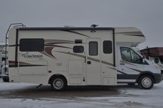 PERFECT TRAVELING GET-AWAY!!! 2016 Freelander Micro Minnie 20CB Coming in at almost 24' in length, there is a cozy bed to snuggle in after a long day! Your driving seats are plush and comfy for easy driving! An overhead bunk for storage space or a sleeping arrangement! Extra over head cabinets to store everything! Cook meals and sit around the J-lounge dinette! Relax outside and enjoy your outdoors entertainment center!  Call our Freelander expert Jake Richey 517-819-5445