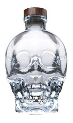 Crystal Head Vodka isn't just a skull shaped bottle, it's based off of an archeological legend.