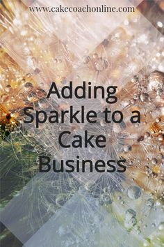 There are ways to revamp a cake business and ensure that not only you - the cake decorator is really happy with the work you create, but there are also ways to ensure that your favourite customers return again and again. Read our blog to find out our hints and tips. And why not save this to your own cake boards too>
