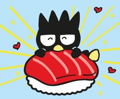 Badtz-maru Badtz Maru, Japanese Cartoon, Sanrio Characters, Aesthetic Pastel Wallpaper, Kawaii Cute, Whimsical Art, Cute Drawings, Pop Culture, Pikachu