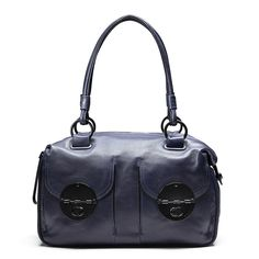 This classic Mimco carryall effortlessly combines form with function