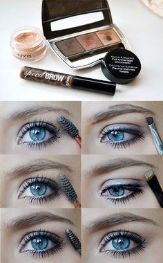 Eyebrow routine - Barbie Mutation