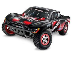 Traxxas RTR 1/10 Slash 2WD 2.4GHZ with 7 Cell Battery and Charger (Styles and Colors May Vary)