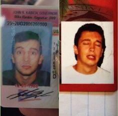 Tyler Joseph twenty one pilots josh dun skeleton clique stay street stay alive |-/ Tyler's id's