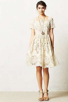 Ivoire Dress, Anthropologie, Plenty by Tracy Reese, NEW,12 in Clothing, Shoes & Accessories, Women's Clothing, Dresses | eBay