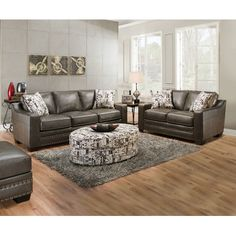 Simmons Upholstery Experience Living Room Collection & Reviews | Wayfair