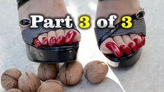 Black Toe Nails, Red Toenails, Long Toenails, Nail Photos, Sexy Feet, Chile, Black Nail, Sexy Legs, Chili