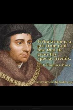 St Thomas Moore