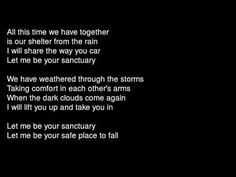 Sanctuary (feat. Charles Esten & Lennon & Maisy) - Nashville Cast lyrics - YouTube