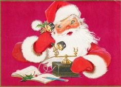 #Christmas #Santa #St Nick