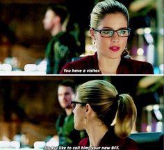 Arrow - Felicity Smoak #3.13 #Season3 <3