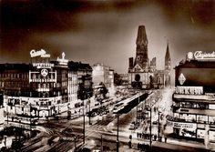 Berlin, Kaiser Wilhelm-Gedächtniskirche (vor dem  Neubau)