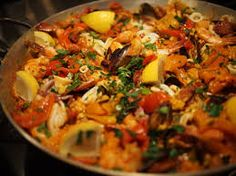 Image result for paella party