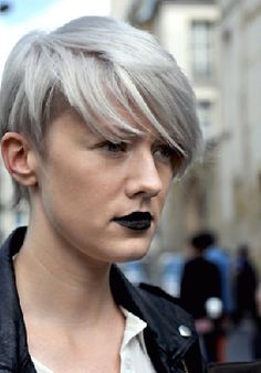 silver haired beauties - Google Search