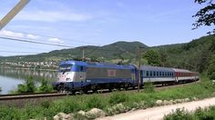Transiti di 380 ČD a Nosice - 380 ČD running near Nosice