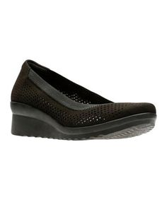 Another great find on #zulily! Black Caddell Trail Shoe - Women #zulilyfinds