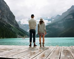 Lake Louise by aeschleah, via Flickr
