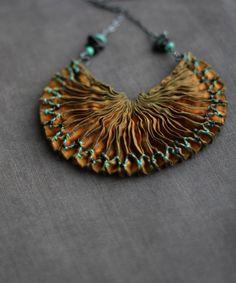 Tinctory Silk Jewelry