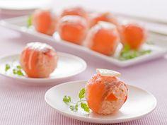 サーモン手まり寿司 by KAGOMEketchup at 2013-2-27[スナップディッシュ]写真で見つかるみんなの料理・レシピが270万皿