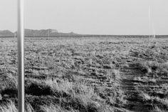Walter De Maria, Lightning field, 1977. Retis
