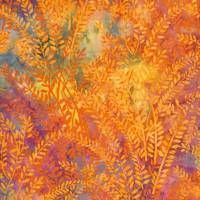 Rayon Batik Fabric