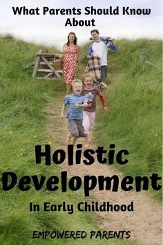 The Holistic Development of a Child During the Early Years - Empowered Parents The 5 key elements of holistic development and how you can create an environment at home that fosters your child's Parenting Books, Gentle Parenting, Parenting Ideas, Peaceful Parenting, Early Education, Early Childhood Education, Early Years Maths, Writing Prompts For Kids, Kids Writing
