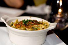 Truffle Mac n' Cheese from Downtown LA's Bar & Kitchen