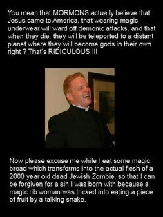 Religion. ... lol