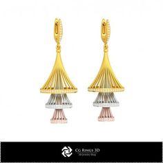 3D CAD Earrings Opal Earrings, Drop Earrings, Cad Services, 3d, Stuff To Buy, Jewelry, Jewlery, Jewerly, Schmuck