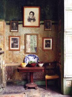 Spicer + Bank: by Allison Egan: Fall Travels: Romantic Irish Homes