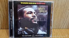 MARVIN GAYE. WHAT'S GOING ON - COLLECTION MOTOWN / 9 TEMAS / LUJO.