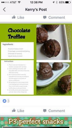 Chocolate truffles p3