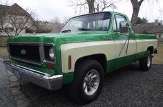 1973 Chevy C20