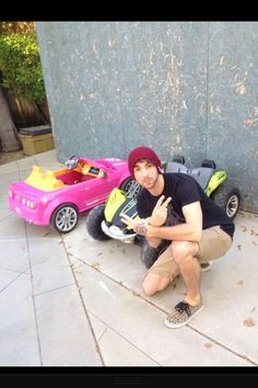 Alex from All Time Low