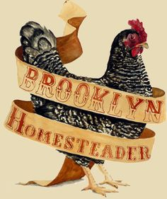 Brooklyn Homesteader - Bee Keeping and Gardening for Small Spaces