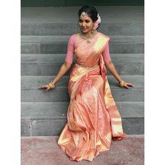 SPT Bridal Hair and Makeup Brauthaar , South Indian Bride Saree, Kerala Bride, Hindu Bride, Bridal Silk Saree, Bridal Lehenga, Saree Wedding, Tamil Wedding, Wedding Gold, Wedding Poses