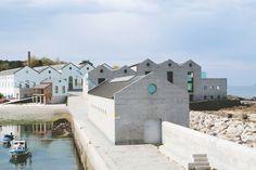 Museo del Mar - Aldo Rossi. Vigo, Spain