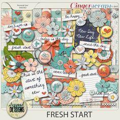 FRESH START by Inspired Designs
