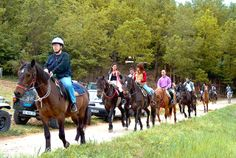 Equitazione in Valnerina