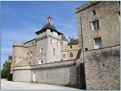Chastellux-sur-Cure (Yonne 89) *Bourgogne