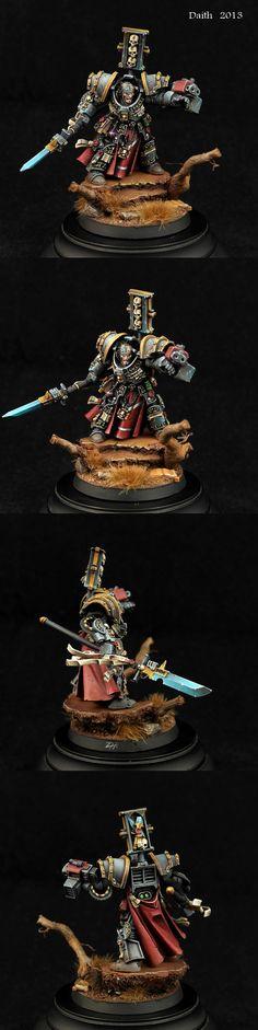 Grey Knight Grand Master by Daith