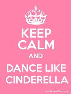 Dance on. :)