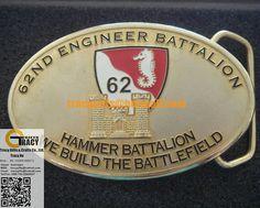 62ND ENGINEER BATTALION BELT...