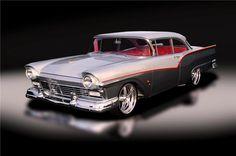 """1957 Ford Fairlane Custom """"T-Bolt"""""""