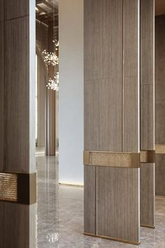 Interior Architecture, Luxury Interior, Villa Design, House Design, Feature Wall Design, Double Door Design, Sign Board Design, Double Doors Interior, Pivot Doors