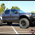 Toyota Tacoma Double Cab by our friends at Camburg Engineering Tacoma Prerunner, Toyota Tacoma Double Cab, Big Trucks, Big Boys, Hot Wheels, Monster Trucks, Engineering, Vehicles, Cars