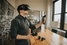 Think virtual reality is just for games? These awesome apps will change your mind The best VR apps for gaming and Virtual Reality Apps, Augmented Reality, Virtual Tour, What Is Technology, Technology News, Change Your Mind, Gaming Headset, Digital Trends, Best Apps